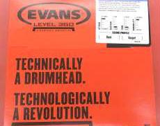 ドラムヘッド|EVANS
