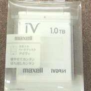 【1TB】 HITACHI MAXELL