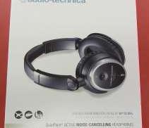 アクティブノイズキャンセリングヘッドホン AUDIO-TECHNICA
