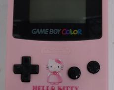 ゲームボーイカラー(ピンク) NINTENDO