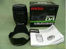 smc PENTAX-DA 18-250mm F3.5-6.3ED AL|PENTAX