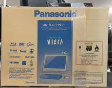 BD/HDD VIERA 15インチTV|PANASONIC