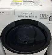 7kgドラム式洗濯乾燥機 SHARP