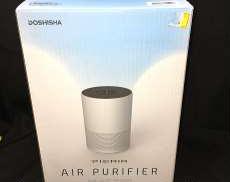 [未使用品]空気清浄機|ドウシシャ
