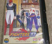 THE KING OF FIGHTERS 97 SNK
