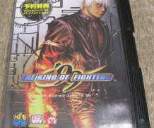 THE KING OF FIGHTERS 99 SNK