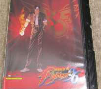 THE KING OF FIGHTERS 96 SNK