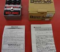 歪み系エフェクター|BOOT-LEG
