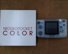 ネオジオポケットカラー クリスタルホワイト SNK