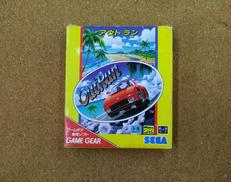 アウトラン g-3213 ゲームギアソフト セガ