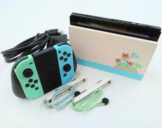 Nintendo Switch本体 あつまれ どうぶつの森|NINTENDO