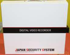 HDDレコーダー|JAPAN SECURITY SYSTEM