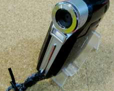 メモリビデオカメラ|fuze