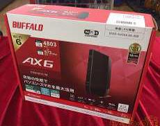 無線LAN AP親機 BUFFALO