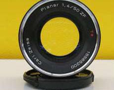 Nikon Fマウント Planar CARL ZEISS
