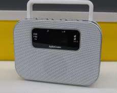 クロックラジオ OHM ELECTRIC