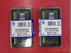 DDR3-1333/PC3-10600|KINGSTON TECHNOLOGY