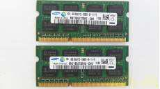 DDR3-1333/PC3-10600 SAMSUNG