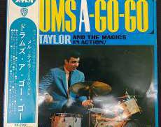 ドラムズ・ア・ゴー・ゴー|WARNER