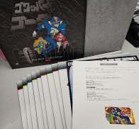 ゴワッパー5 ゴーダム パーフェクトコレクション|Polydor Records