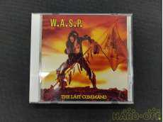 W.A.S.P./ザ・ラスト・コマンド TOSHIBA EMI