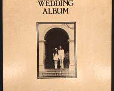 John and Yoko/Wedding Album|Apple Records