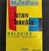 カセットテープ MELODIES 山下達郎 MOON