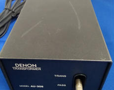 MC昇圧トランス|DENON