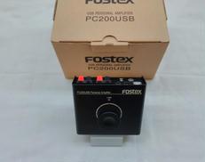 パーソナルアンプ FOSTEX