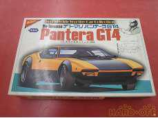 DE TOMASO PANTERA GT4|NICHIMO