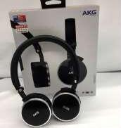 ノイズキャンセリングBluetoothヘッドフォン|AKG