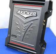 パワーアンプ(トランジスター)|KICKER