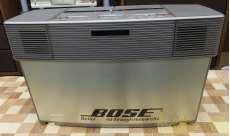 CD/ラジオ/カセット BOSE