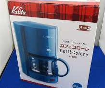 コーヒーメーカー Kalita
