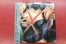 X/VANISHING VISION|EXTASY RECORDS