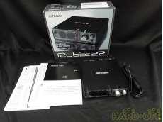 USB オーディオインターフェース|ROLAND