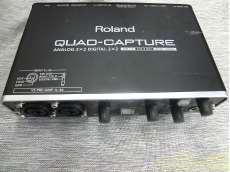 オーディオインターフェース ROLAND
