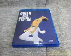 QUEEN ROCK MONTREAL & LIVE AID [Blu-ray] DTS-HD