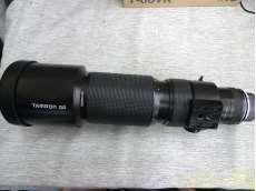 MF短焦点望遠レンズ TAMRON