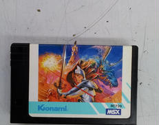 MSXソフト コナミ