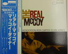 THE REAL McCOY|Blue Note