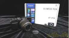【OLYMPUS E-P5 14-42mm レンズキット】|OLYMPUS