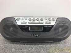 CD/ラジオ/カセット SONY
