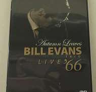枯葉 ビル・エヴァンス・トリオ・ライヴ66|