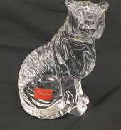 クリスタルガラス(トラ)|BACCARAT