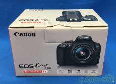 EF-S18-55 IS II レンズキット 未使用入荷! CANON