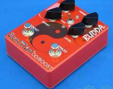 歪み系エフェクター|BUDDA