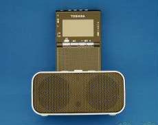 ポケットラジオ TOSHIBA