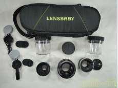広角単焦点レンズ LENSBABY