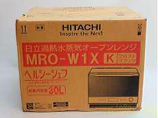 加熱水蒸気オーブンレンジ|HITACHI